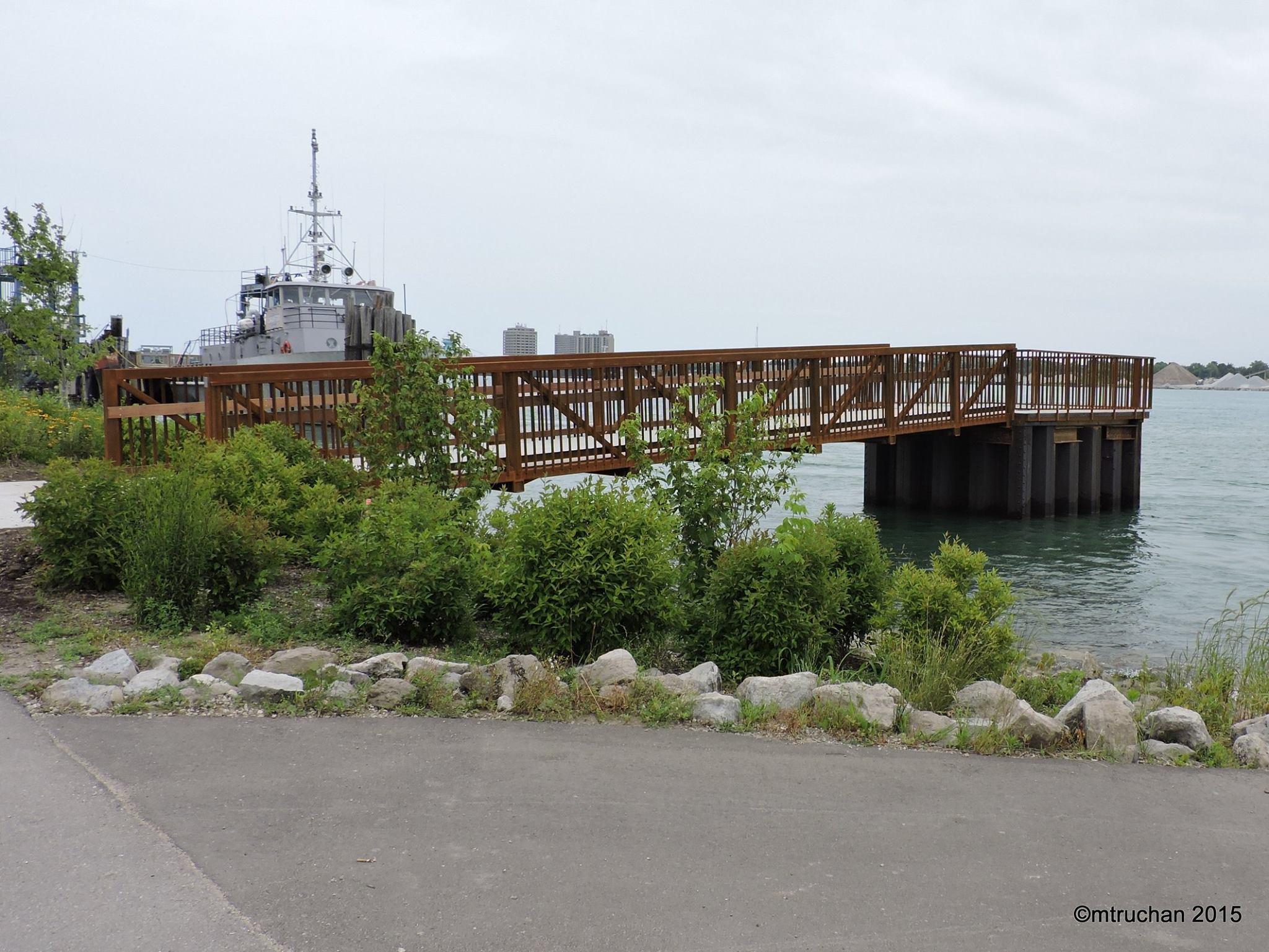 BWRW Pier