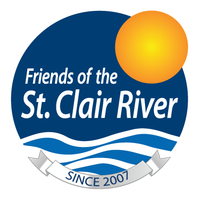 Friends of the St. Clair River Logo