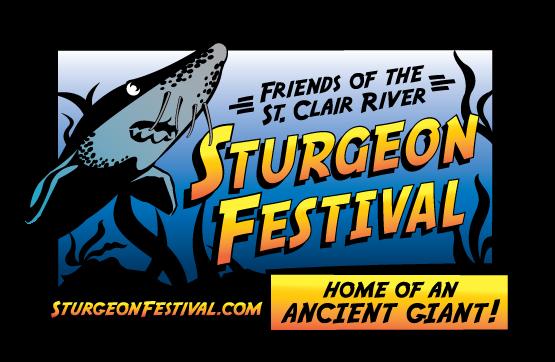 Sturgeon Festival Logo