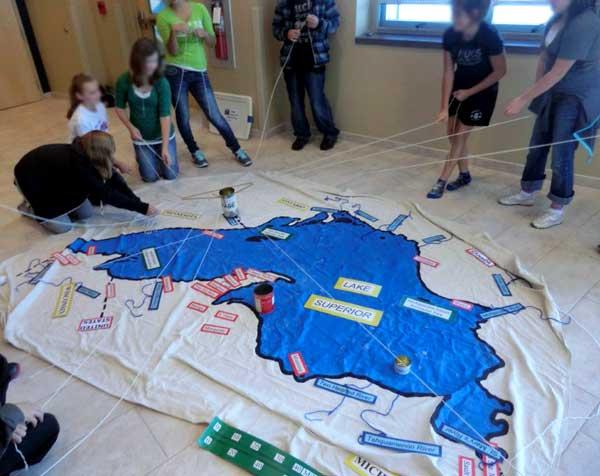 Kids-GL-Map