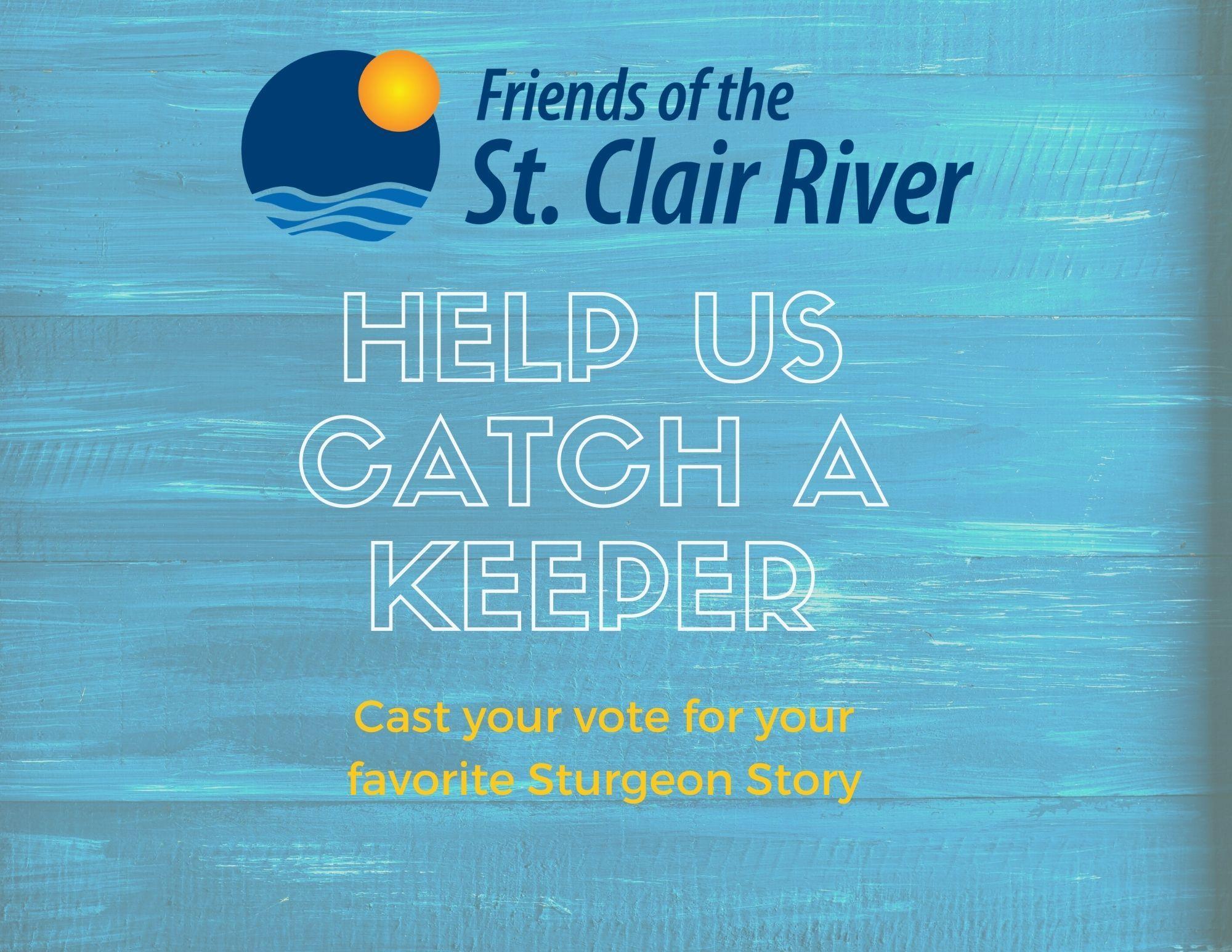 Help us catch a keeper